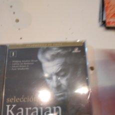 CDs de Música: G-57 CD MUSICA NUEVO SELECCION KARAJAN. Lote 225378820