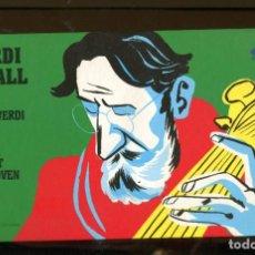 CD de Música: JORDI SAVALL. CD+ LLIBRE. 2008. BIOGRAFIA, OBRA, DISCOGRAFIA. Lote 225465363