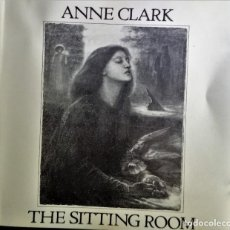 CDs de Música: ANNE CLARK - THE SITTING ROOM. Lote 225470625
