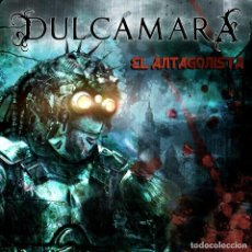 CDs de Música: DULCAMARA - EL ANTAGONISTA. Lote 264187580