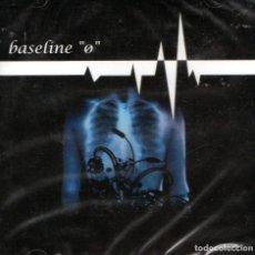 """CDs de Música: BASELINE - """"Ø"""". Lote 225522310"""