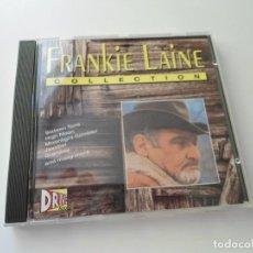CDs de Música: FRANKIE LAINE COLECCTION - DRIVE 3003 - EXCELENTE ESTADO. Lote 225524200