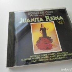 CDs de Musique: JUANITA REINA (BODAS DE ORO - 50 AÑOS CON LA COPLA) - PERFIL CD-5384/T-C16 - EXCELENTE ESTADO. Lote 225535017