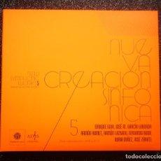CDs de Música: NUEVA CREACIÓN SINFÓNICA - VOL.5 - 2CDS. Lote 258142785