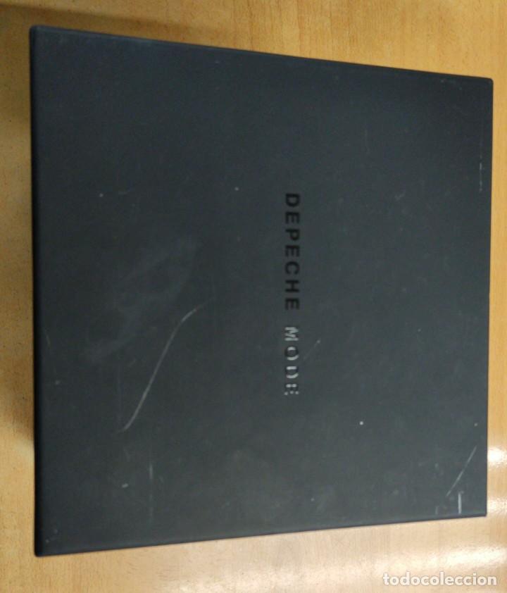 DEPECHE MODE – MODE - BOX 18 CD (Música - CD's Pop)