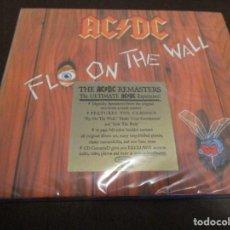 CDs de Música: AC DC - CD - FLY ON THE WALL - REMASTER 2003 - DIGIPACK CON LIBRETO 16 PAGINAS - PRECINTADO. Lote 225753980