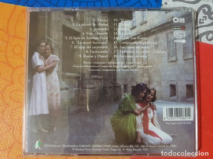 CDs de Música: BSO Original El Lápiz del Carpintero con temas de Lucio Godoy. Cine Español - Foto 2 - 225810760