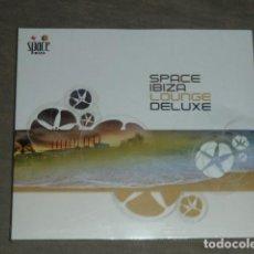 CDs de Música: SPACE IBIZA LOUNGE DELUXE 2010. PRECINTADO. Lote 225934495