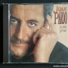 CDs de Música: CD 1993 (NUEVO) - JUAN PARDO / LA NIÑA Y EL MAR. Lote 225967341