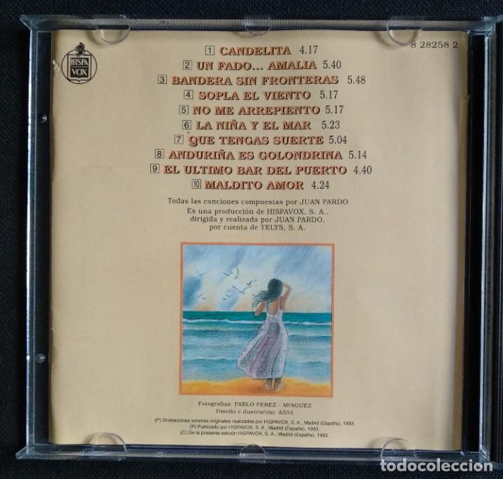 CDs de Música: CD 1993 (nuevo) - JUAN PARDO / LA NIÑA Y EL MAR - Foto 4 - 225967341