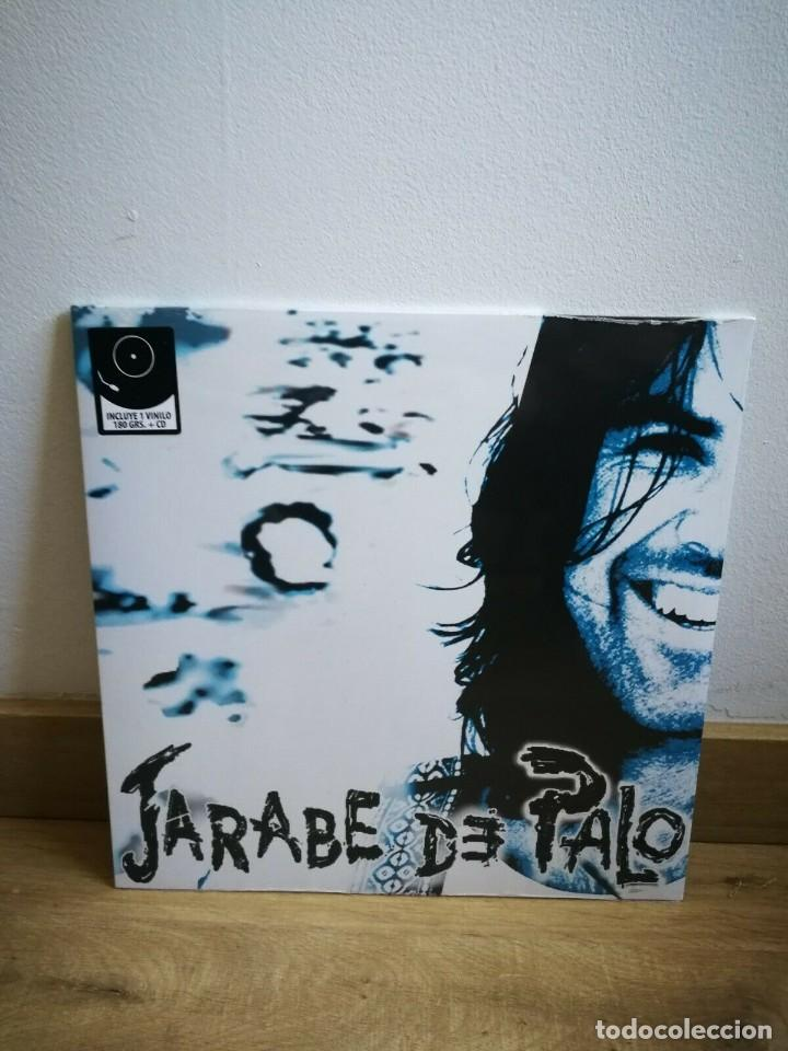 JARABE DE PALO - LA FLACA - LP + CD - NUEVO Y PRECINTADO - PAU DONES - (Música - CD's Pop)