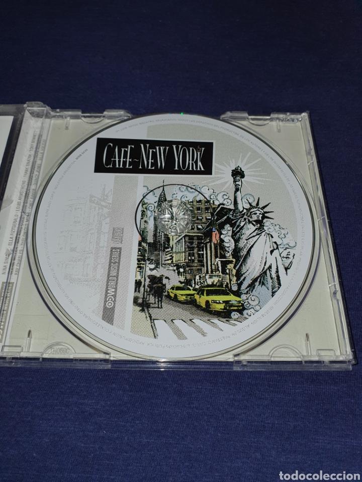 CDs de Música: Cafe New York Recopilatorio - Foto 3 - 225991796