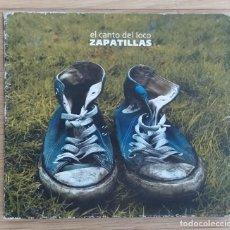 CDs de Música: EL CANTO DEL LOCO ZAPATILLA CD/DVD 2005.. Lote 226048830