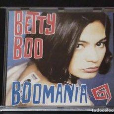 CDs de Música: BETTY BOO (BOOMANIA) CD 1990. Lote 226069325