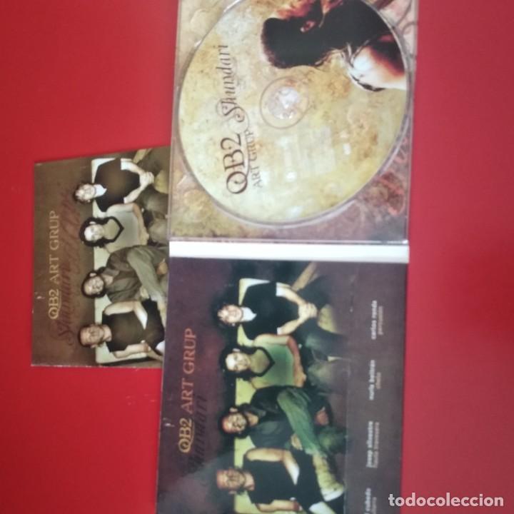 CDs de Música: QB2- SHUNDARI - Foto 2 - 226087372
