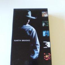 CDs de Música: GARTH BROOKS THE LIMITED SERIES 6CD BOX SET + LIBRO 60 PAGINAS ( 1998 CAPITOL USA ). Lote 226088210
