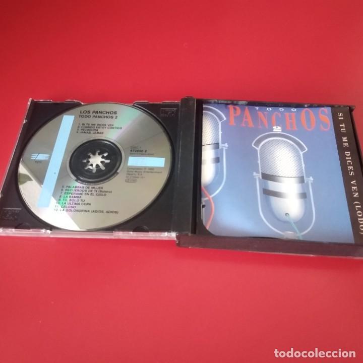 CDs de Música: TODO PANCHOS 2 CD - Foto 3 - 226089350