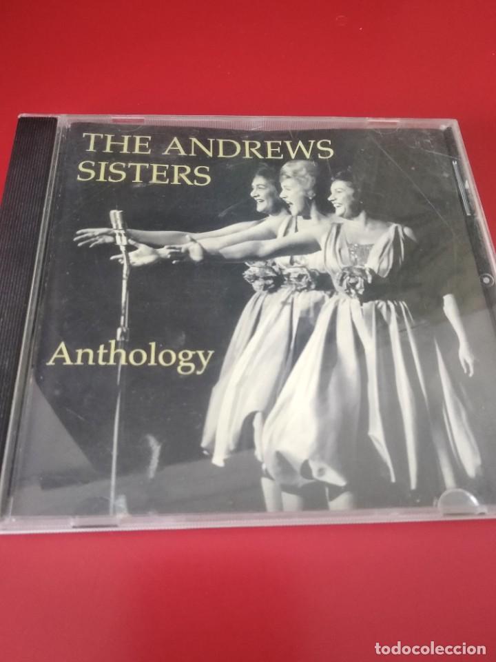 ANDREWS SISTERS (Música - CD's Jazz, Blues, Soul y Gospel)
