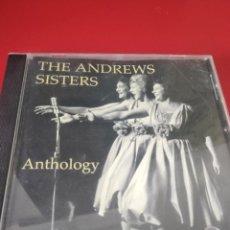 CDs de Música: ANDREWS SISTERS. Lote 226093040