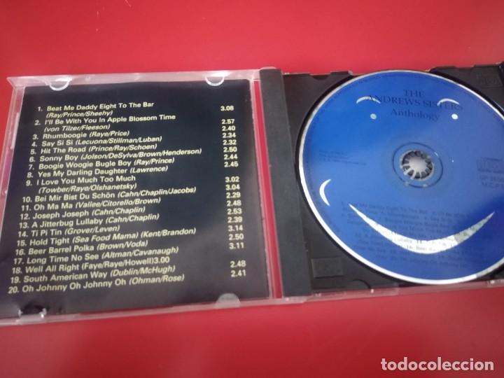 CDs de Música: ANDREWS SISTERS - Foto 3 - 226093040