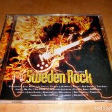 CDs de Música: SWEDEN ROCK 2 CD VOL. 4 RARE, SWEDEDEN PRESS 2011 -CRASHDIET-QUEENSRYCHE-WHITESNAKE-JUDAS PRIEST. Lote 226116140
