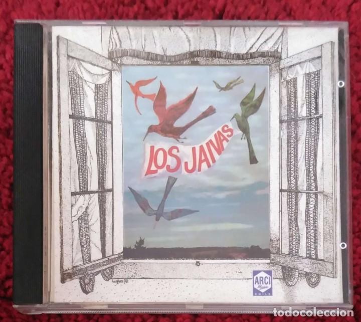LOS JAIVAS (TODOS JUNTOS) CD 1997 EDICIÓN CHILENA (Música - CD's Latina)