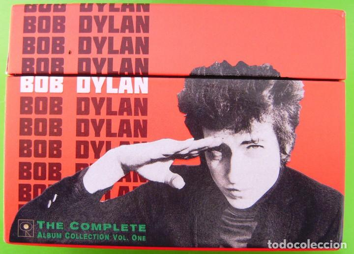 LOTE BOB DYLAN: THE COMPLETE ALBUM COLLECTION (47 CDS + BOOK) (Música - CD's Country y Folk)