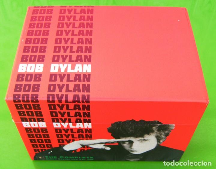 CDs de Música: Lote BOB DYLAN: THE COMPLETE ALBUM COLLECTION (47 CDs + BOOK) - Foto 2 - 226125045