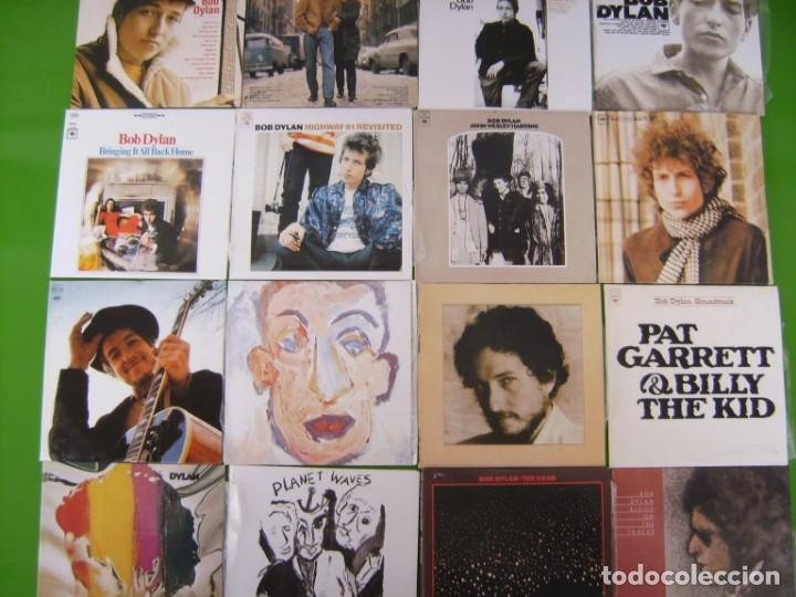 CDs de Música: Lote BOB DYLAN: THE COMPLETE ALBUM COLLECTION (47 CDs + BOOK) - Foto 5 - 226125045