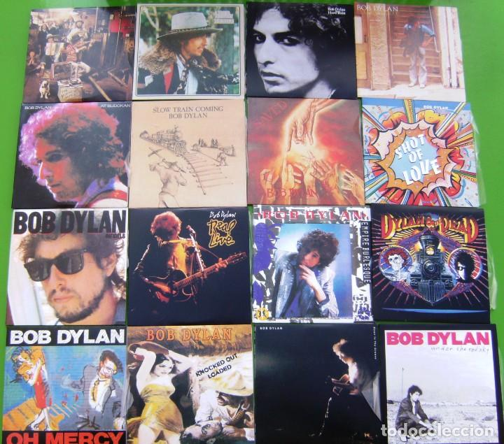 CDs de Música: Lote BOB DYLAN: THE COMPLETE ALBUM COLLECTION (47 CDs + BOOK) - Foto 7 - 226125045