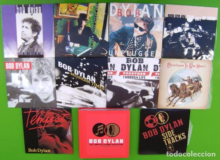 CDs de Música: Lote BOB DYLAN: THE COMPLETE ALBUM COLLECTION (47 CDs + BOOK) - Foto 8 - 226125045