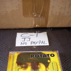 CDs de Música: ATENCIÓN SOLO CAJA FALTA CD POTATO PKO ORIGINAL. Lote 226225080