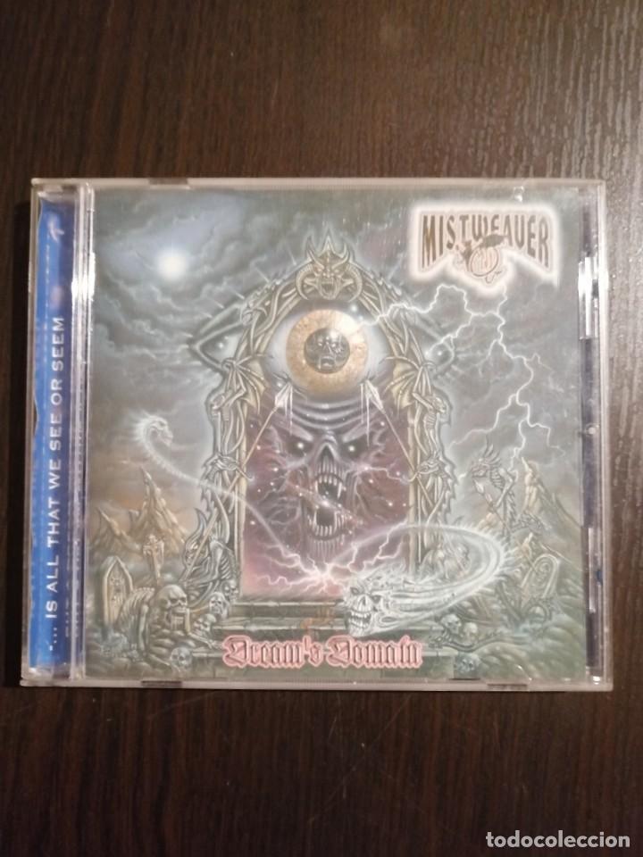 MISTWEAVER – DREAM'S DOMAIN (Música - CD's Heavy Metal)