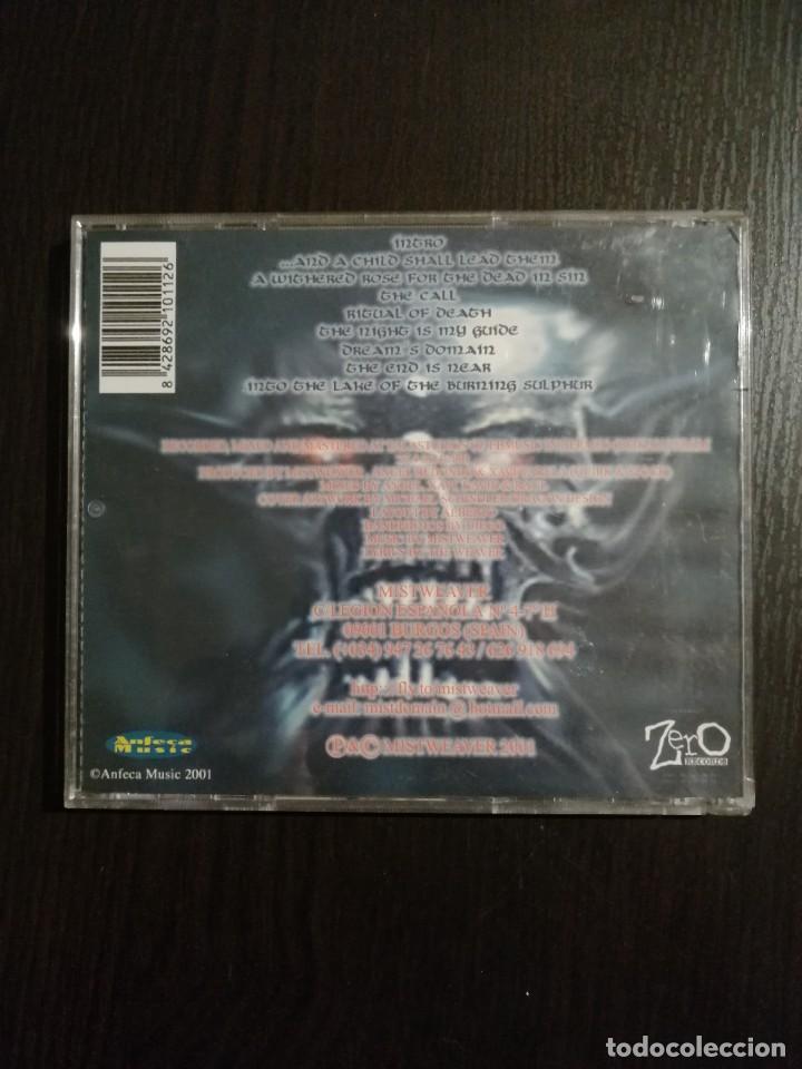 CDs de Música: Mistweaver – Dreams Domain - Foto 2 - 226228970