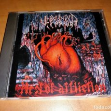 CDs de Música: UNBOUNDED TERROR CD SPANISH DEATH,DROWNED 1992-NOPRESION-PURTENANCE-NECROPHILIAC-VIRUS. Lote 226270810