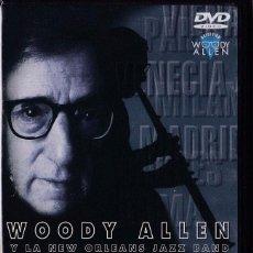 CDs de Música: DOS DVD MUSICA JAMES LAST Y WOODY ALLEN Y LA NEW ORLEANS JAZZ BAND. Lote 226383555