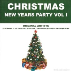 CDs de Música: CHRISTMAS NEW YEARS PARTY VOL. 1. Lote 226400697