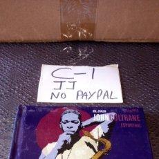 CDs de Música: CD MUSICA ESTRELLAS JAZZ JOHN COLTRANE ESPIRITUAL. Lote 226427820