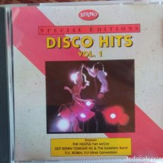 CDs de Música: DISCO HITS VOL. 1. Lote 226468515