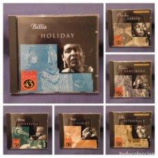 CDs de Música: COLECCIÓN COMPLETA JAZZ DO IT. REVISTA MAN 1995. Lote 226471695