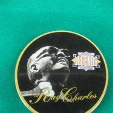 CDs de Música: RAY CHARLES.ORIGINAL LEGENDS VERSIONS. CD MANDARIM RECORDS 1996. Lote 226475160