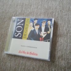 CDs de Música: NA LÚA-CONTRADANZAS. Lote 226560490
