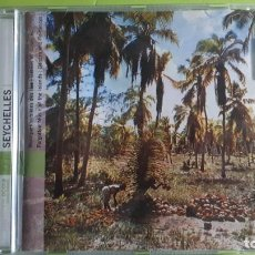 CDs de Música: SEYCHELLES - MUSIQUES OUBLIEES - DANSES ET ROMANCES - 2002 - COMPRA MÍNIMA 3 EUROS. Lote 226598280