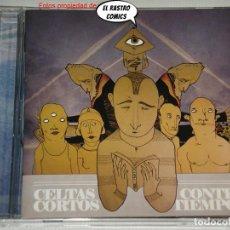 CDs de Música: CELTAS CORTOS, CONTRATIEMPOS, CD WARNER, 2014, DIFÍCIL, EXCELENTE ESTADO. Lote 226618130
