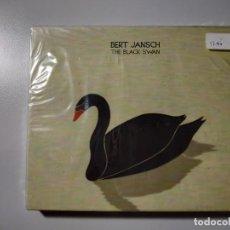 CDs de Música: 1120- BERT JANSCH THE BLACK SWAN CD NUEVO PRECINTO ABIERTO. Lote 226627120