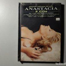 CDs de Música: 1120- EDICION LIMITADA ANASTACIA 2 CDS & BOOK PIECES OF A DREAM CD NUEVO PRECINTADO. Lote 226630755