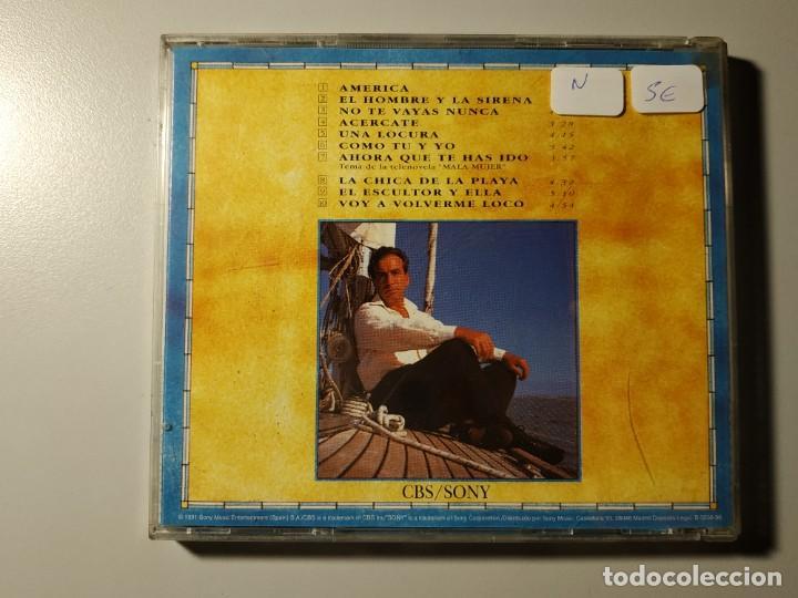 CDs de Música: 1120- PERALES AMERICA CD DISCO NUEVO LIQUIDACIÓN - Foto 2 - 226633190