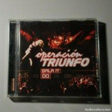 CDs de Música: 1120- OPERACION TRIUNFO GALA 00 CD DISCO NUEVO LIQUIDACIÓN. Lote 226634650