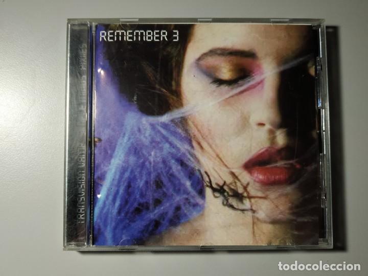 1120- REMEMBRE 3 CD DISCO NORMAL LIQUIDACIÓN (Música - CD's Otros Estilos)