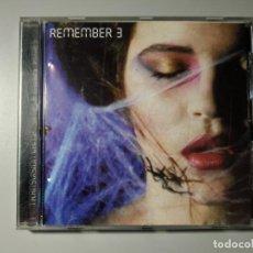 CDs de Música: 1120- REMEMBRE 3 CD DISCO NORMAL LIQUIDACIÓN. Lote 226636970